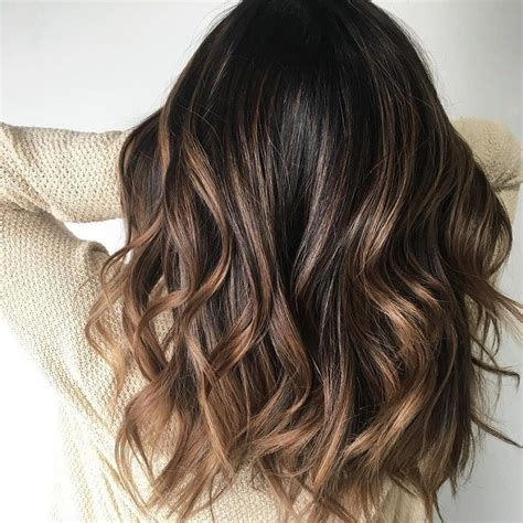 Beautiful Brown Hair Color by These Beautiful Brown Hair Color With Highlights You Ll
