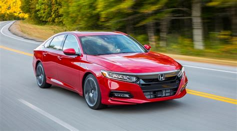 What's New In The 2019 Honda Accord?