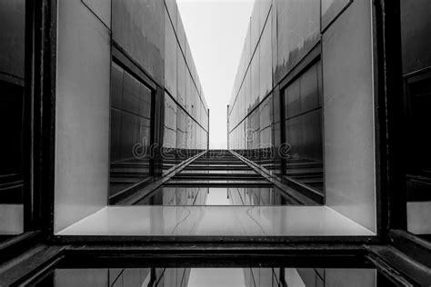 Modern Architecture, Minimal Design And Art Stock Image