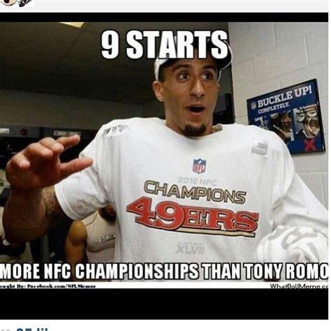 Colin Kaepernick Memes - nfl memes nfl fans using colin kaepernick s quick success with 49ers to mock nfl