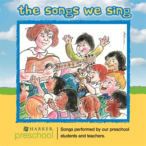 harker preschool students record and release their 500 | TheSongsWeSing covers 1
