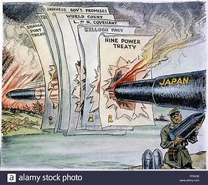 Cartoons On Japan Invasion Of Manchuria Pictures to Pin on ...