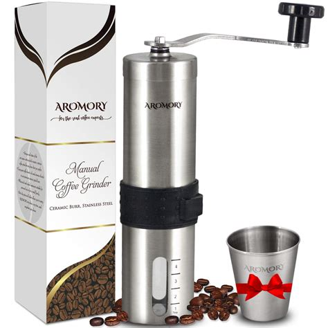 While others are made to quickly stash out of sight when not using it. Best conical burr grinder made in usa - 4U Life