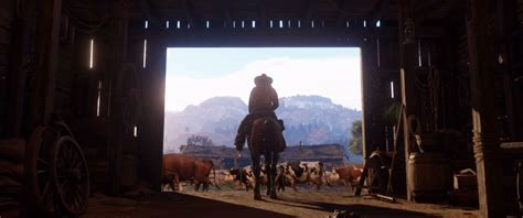 Red Dead Redemption 2 New Trailer Shows Off Brand New