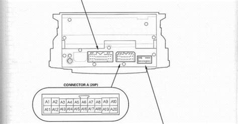 Acura Stereo Wiring Diagrams Double