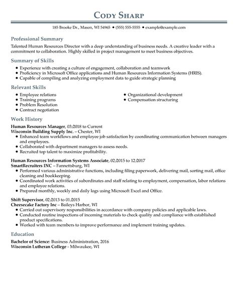 How To Write A Resume Exles by How To Write That You Trained Employees On Resume The