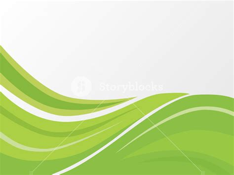Green Powerpoint Background Stock Images Royalty Free Green Abstract Wave Background Royalty Free Stock Image