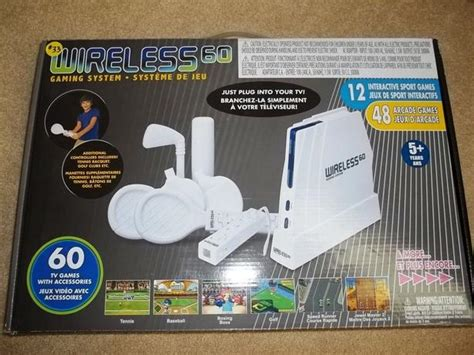 brand  wireless  gaming system controllers included