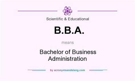 bba  definition  bba bba