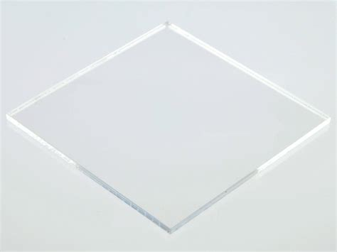420 X 297 X 3mm A3 Clear Cast Acrylic Sheet Perspex