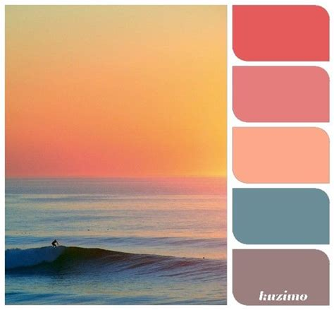25 best ideas about nautical color palettes on