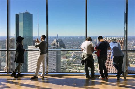 Jp Building Houston Observation Deck by Houston Shifting To A Buyer S Market Way For The