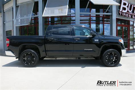 toyota tundra   fuel hostage wheels exclusively