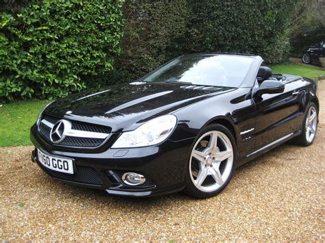 Used 2010 Mercedes Sl Sl 350 For Sale In East Sussex Pistonheads