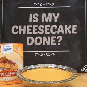 when is cheesecake done mini cheesecake menagerie videos nestl 233 recipes elmejornido com