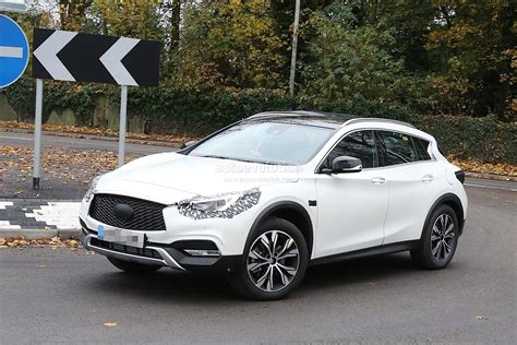 Infiniti Photo by 2017 Infiniti Qx30 Crossover Spied With Virtually No