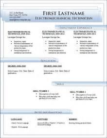 free functional resume templates microsoft word doc 12751650 free cv templates microsoft word