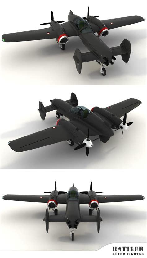 rattler by ttvortex vince aircraft design model airplanes aircraft
