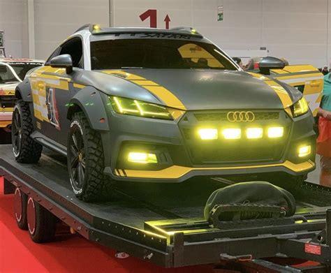 Audi Tt Safari by Audi Tt Safari Edition Credit To Viamontis For The