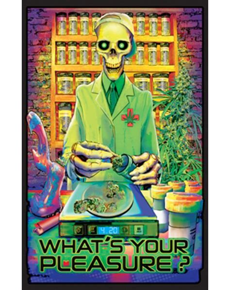 spencers black light posters quot what s your pleasure quot blacklight poster from spencers gifts