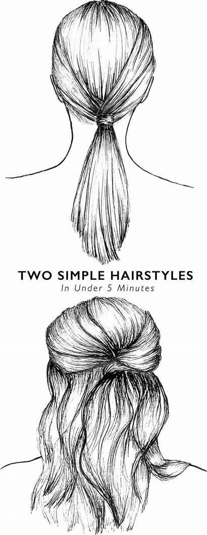 Hairstyles Valentines Minutes Under Bw Hair