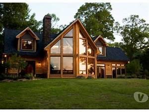 Maison En Rondin : maison rondin mitula immobilier ~ Melissatoandfro.com Idées de Décoration