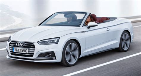 2018 Audi A5/S5 Cabriolet Ready For North American ...