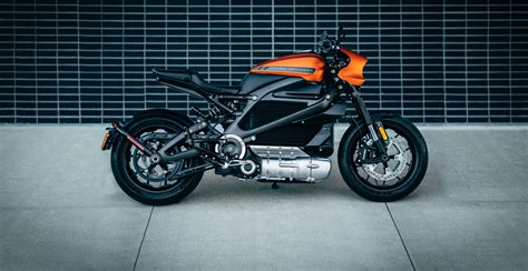 Livewire Electric Motorcycle