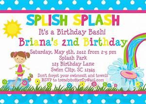 Child Birthday Invitation Letter Disneyforever - HD