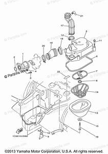 Yamaha Atv 2006 Oem Parts Diagram For Intake