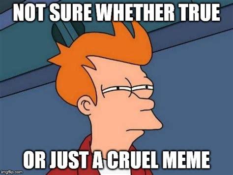 Cruel Memes - sad cat meme imgflip