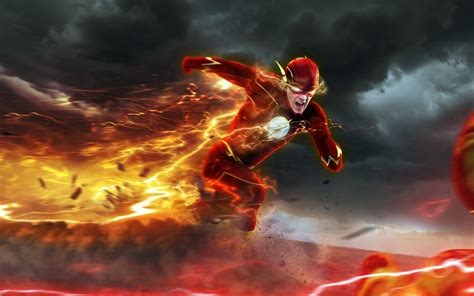 Flash Barry Allen Wallpapers