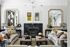 Decoration Murale Miroir : utiliser le miroir d co design pour embellir sa maison ~ Teatrodelosmanantiales.com Idées de Décoration
