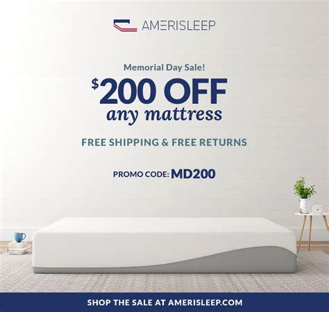 memorial day mattress amerisleep memorial day mattress sales just announced