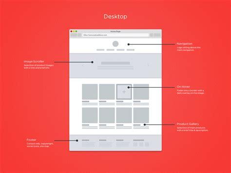 create wireframes   ux designer prototypr