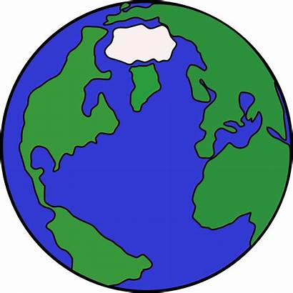 Globe Cartoon Clip Onlinelabels