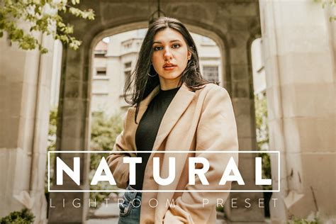 Weather and lighting can, after all. CreativeMarket - 10 NATURAL Lightroom Preset 5383592   GFX ...