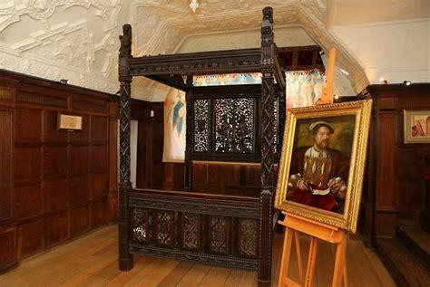 henry viii bed royal treasure dumped  chester car park