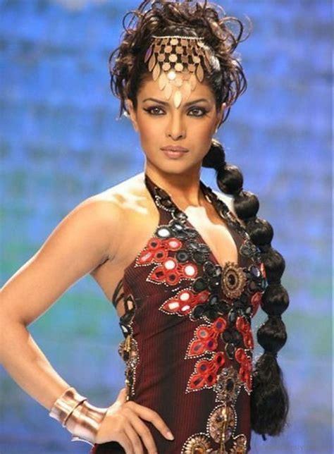 stylish hairstyles priyanka chopra