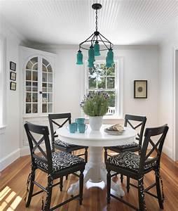 Meuble d39angle fonctionnel pour reussir lamenagement des for Meuble salle À manger avec chaise blanche contemporaine