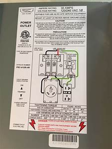 How To Install A 30-amp Rv Power Outlet With Branch Breakers