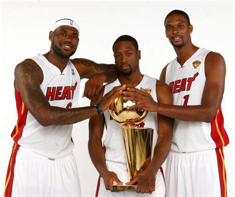 miami heat nba titles  team record hispanosnbacom