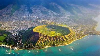 Head Diamond Aerial Bing Hawaii Offset Rumpf