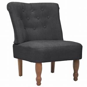 Fauteuil De Style : la boutique en ligne fauteuil de style france gris ~ Teatrodelosmanantiales.com Idées de Décoration