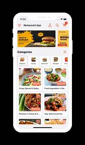 Single Restaurant Ios Food Ordering App With Delivery Boy