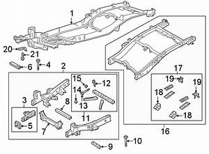 Ford Ranger Leaf Spring Shackle  Right  Rear  Frame