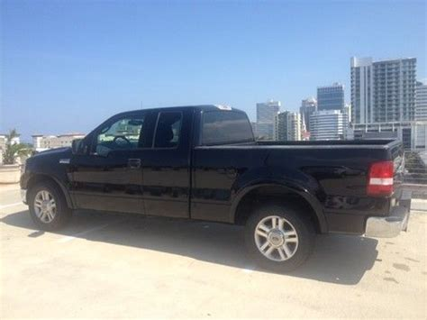 Buy Used 2004 Ford F 150 Lariat Edition Extended Cab 5.4l