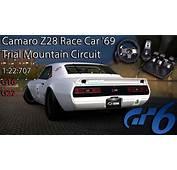 GT6  G27 Camaro Z28 69 Trial Mountain Circuit Gran