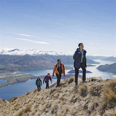 Experience A Walking Holiday Or Go Hiking In New Zealand