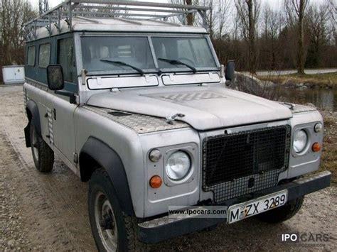 range rover defender 1990 1990 land rover defender 110 2 5 tdi 83kw trucks car